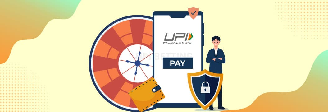 betting sites which accept UPI