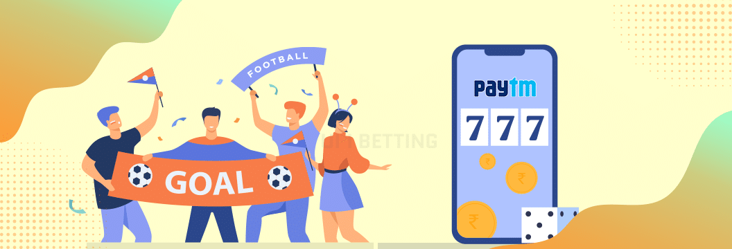 which betting sites accept paytm for football