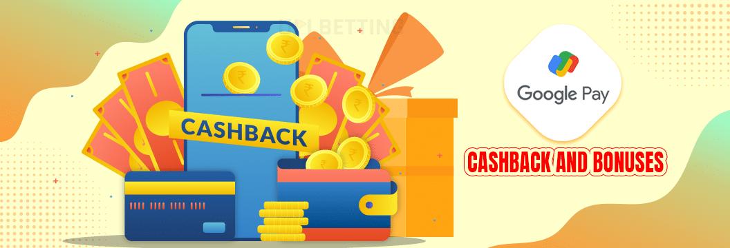 cashback and deposit bonus