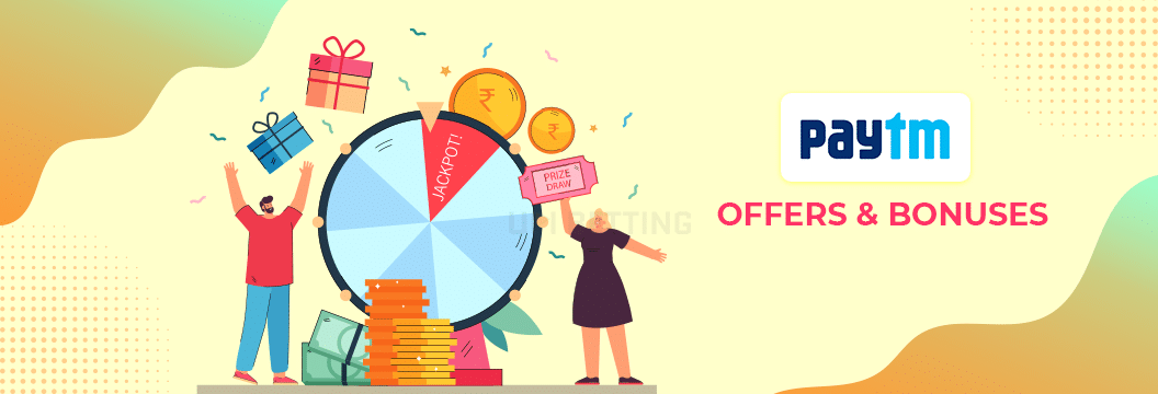 paytm betting offers and bonuses