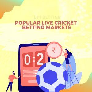 Live cricket satta markets in India